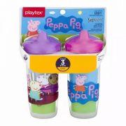 Copo Térmico Peppa Pig 266ml +12 Meses C/2 Playtex
