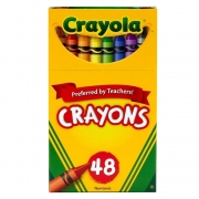 Giz de Cera 48 Cores Crayola