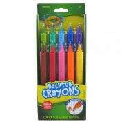 Giz de Cera Para Banho 10 Cores Crayola