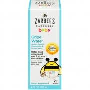 Gripe Water Naturals Baby 118ml Zarbee's