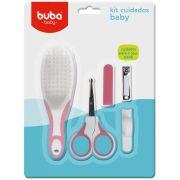 Kit Cuidados de Higiene Rosa Buba
