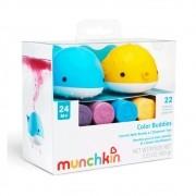 Kit De Banho Para Colorir Água Munchkin