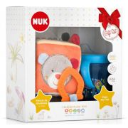 Kit Pelúcia + Copo My First 200ml Teddy Nuk