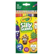 Lápis De Cor Perfumados 12 Cores Crayola