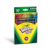 Lapiseira Twistables 30 Cores Crayola
