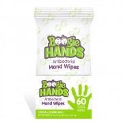 Lenços Umedecidos Sem Perfume C/60 Boogies Hand Wipes
