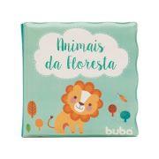 Livrinho De Banho Animais Da Floresta Buba