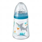 Mamadeira Design Smart 180ml +3m Azul Lillo