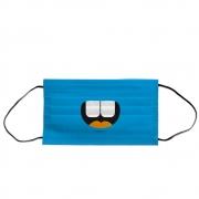 Máscara Infantil Reutilizável Azul Angie
