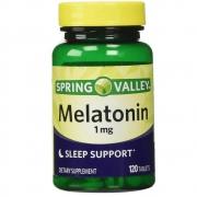 Melatonina 1mg C/120 Spring Valley