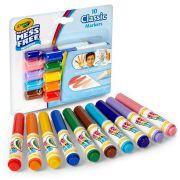 Mini Canetinha Color Wonder 10 Cores Crayola