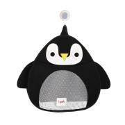 Organizador de Banho Pinguim 3 Sprouts