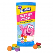 Pastilha de Banho Para Colorir Água 9 Tablets Mr.Bubble