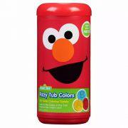 Pastilha De Banho Para Colorir Água Vila Sésamo 150 Tablets