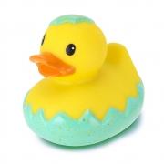 Patinho de Banho Verde e Amarelo Infantino