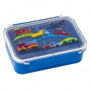 Porta Lanche Bento Box Com Divisória Avião Stephen Joseph