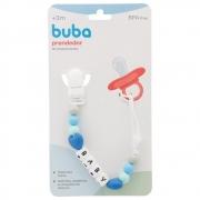 Prendedor De Chupetas Baby Azul Buba