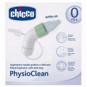 Aspirador Nasal Physio Clean +0m Chicco