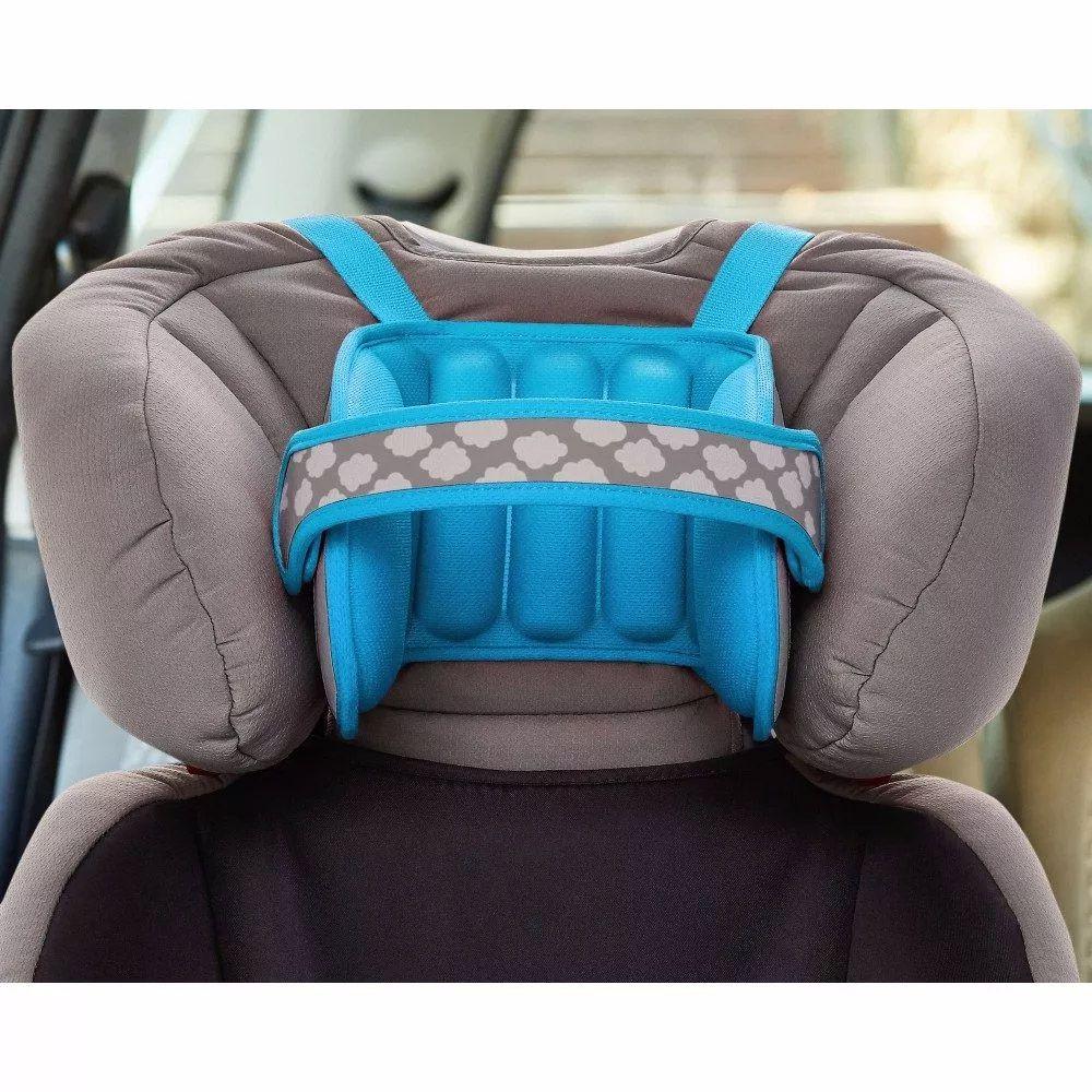 Apoio de Cabeça Para Viagem Azul Nap Up