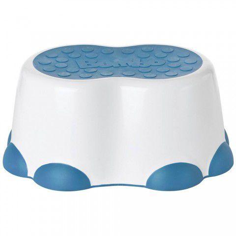 Banquinho Azul Bumbo