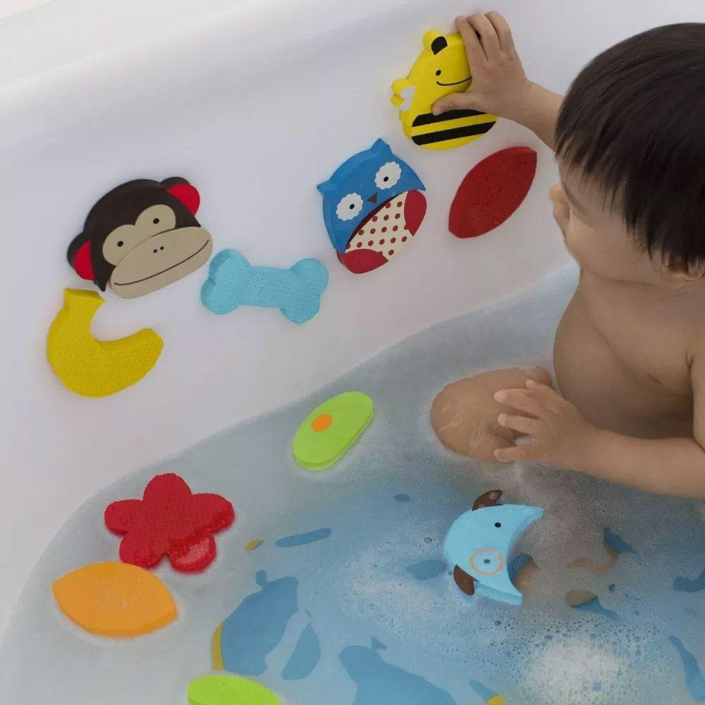 Bichinhos de Banho 24 Peças Skip Hop
