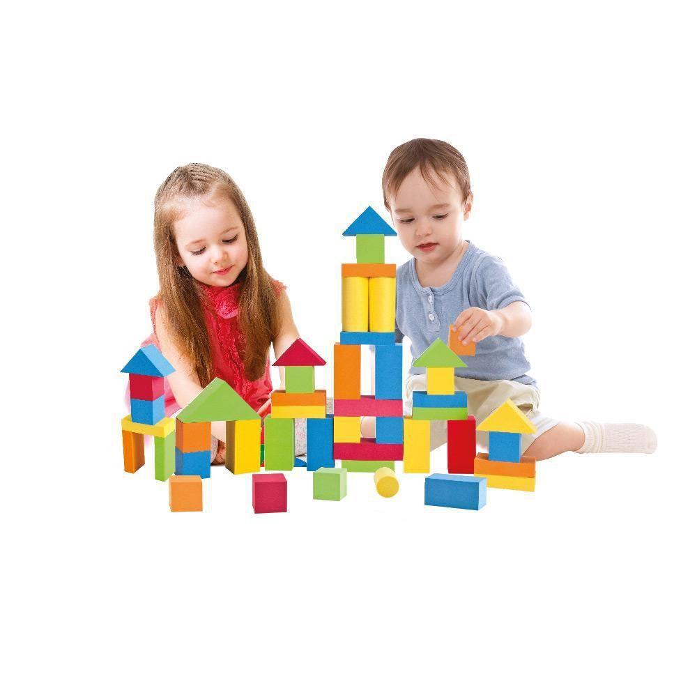 Blocks de EVA 34peças Buba
