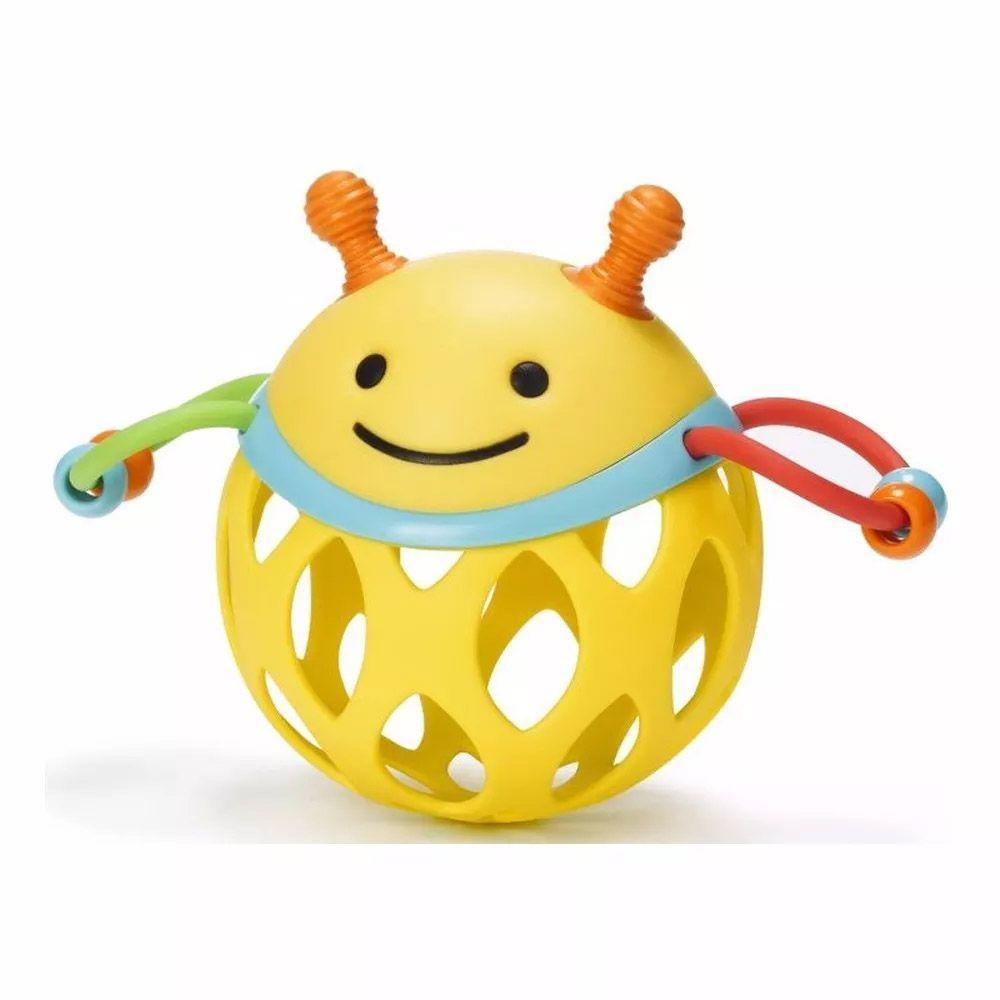Brinquedo Chocalho Abelha Roll Around Skip Hop