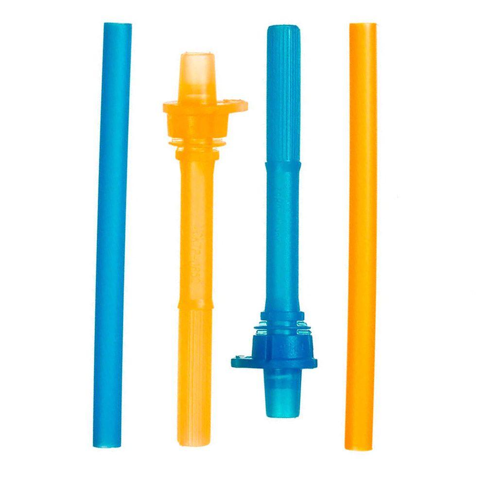 Canudos Para Reposição c/2 Azul Munchkin