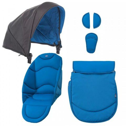 Color Pack Urban Power Blue Chicco
