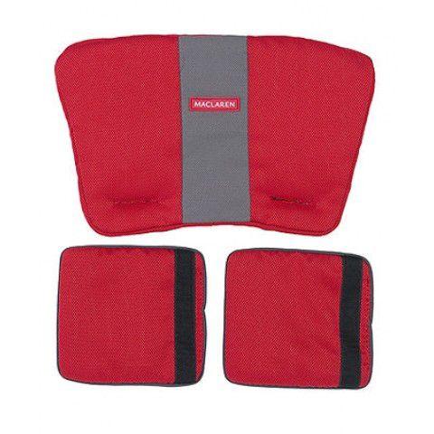 Comfort Pack Acessório Carrinho Vermelho Maclaren