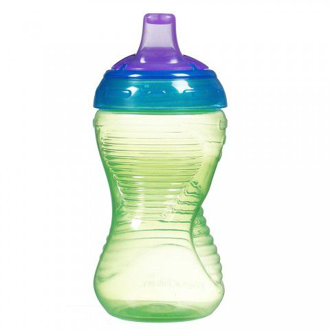 Copo Mighty Grip 296ml +9m Verde Munchkin