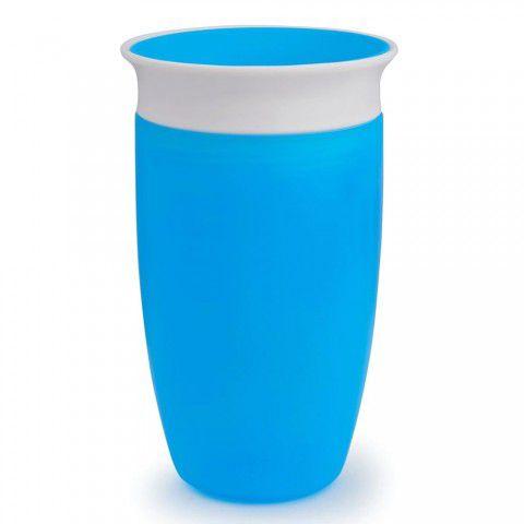 Copo Grande 360º 296ml +12m Azul Munchkin