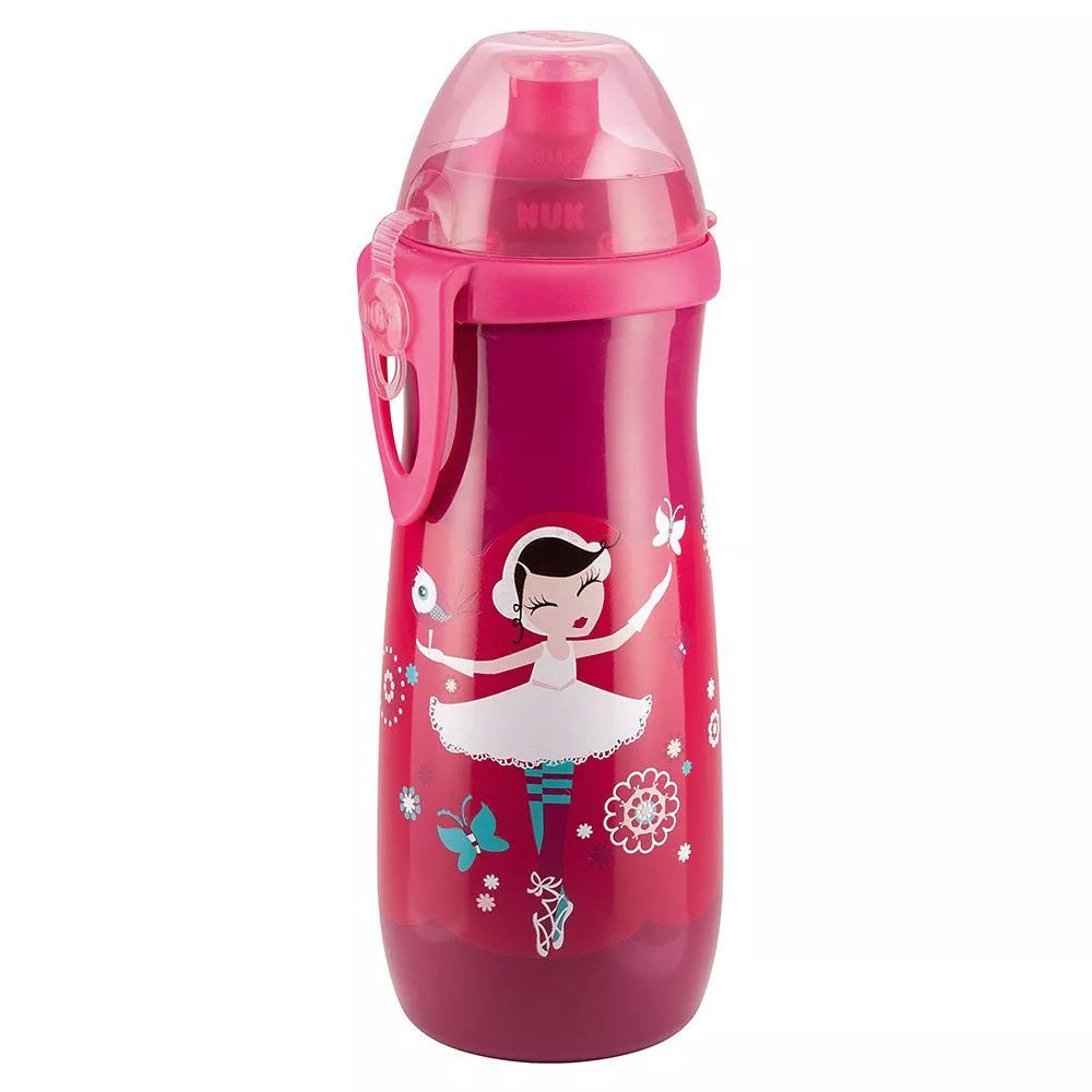 Copo Nuk Sports Cup 450ml Rosa