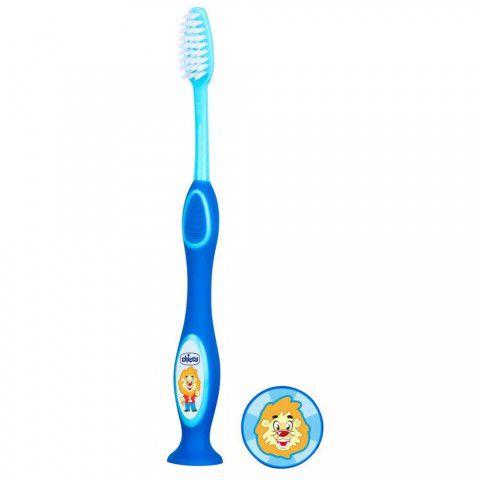 Escova de Dentes Azul 3-6anos Chicco