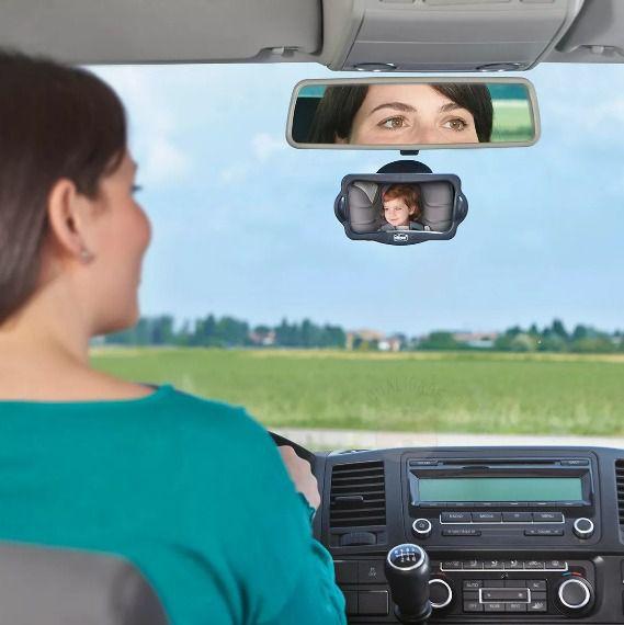 Espelho Retrovisor Para Carro Chicco