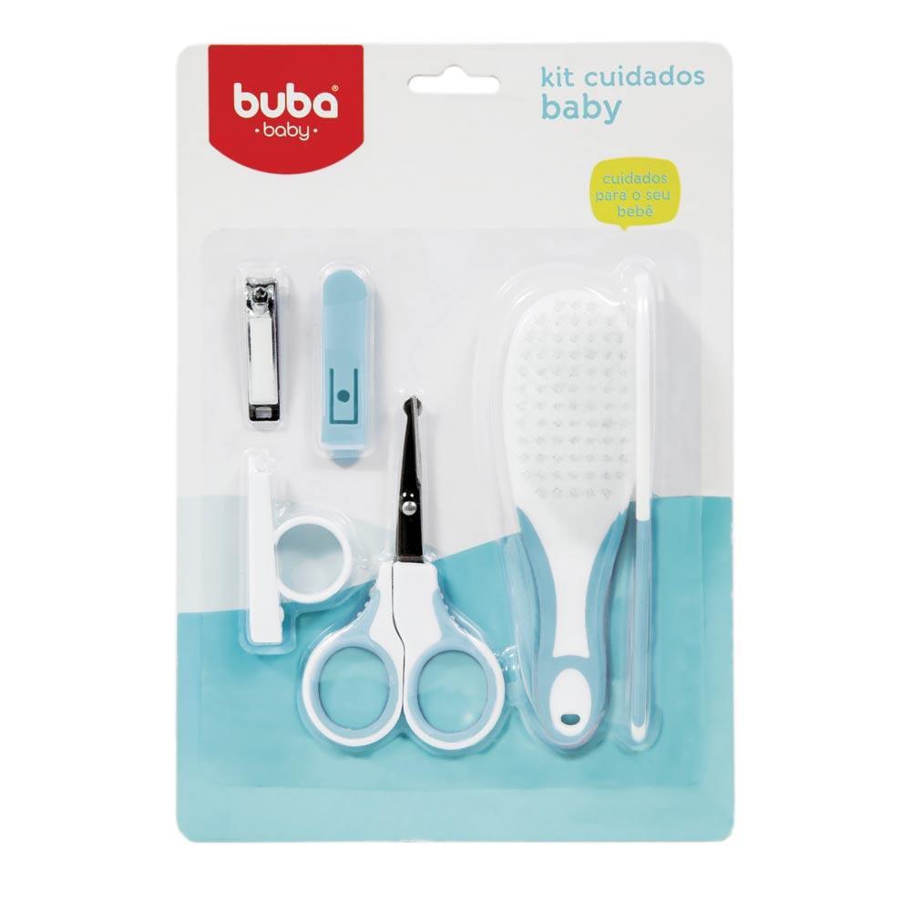 Kit Cuidados de Higiene Azul Buba