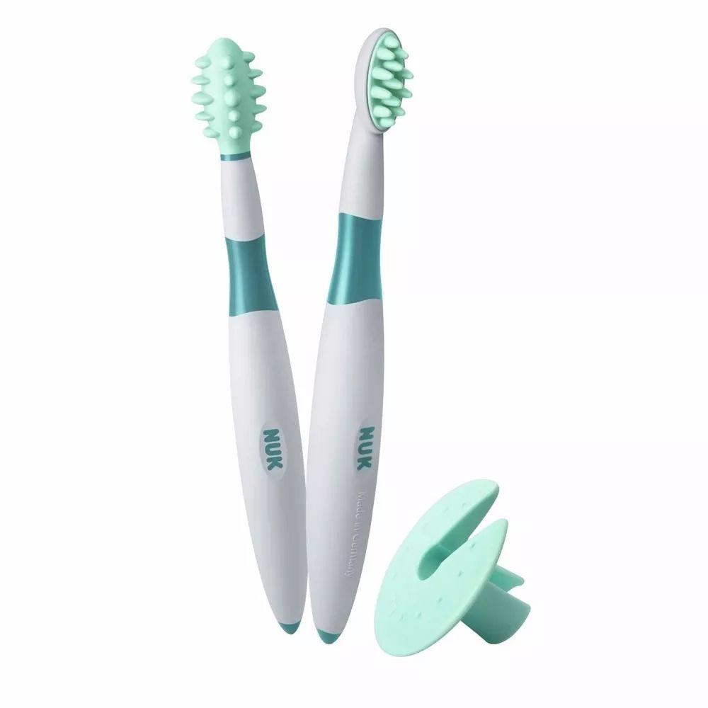 Kit de Treinamento Cuidado Dental 6-15meses Nuk