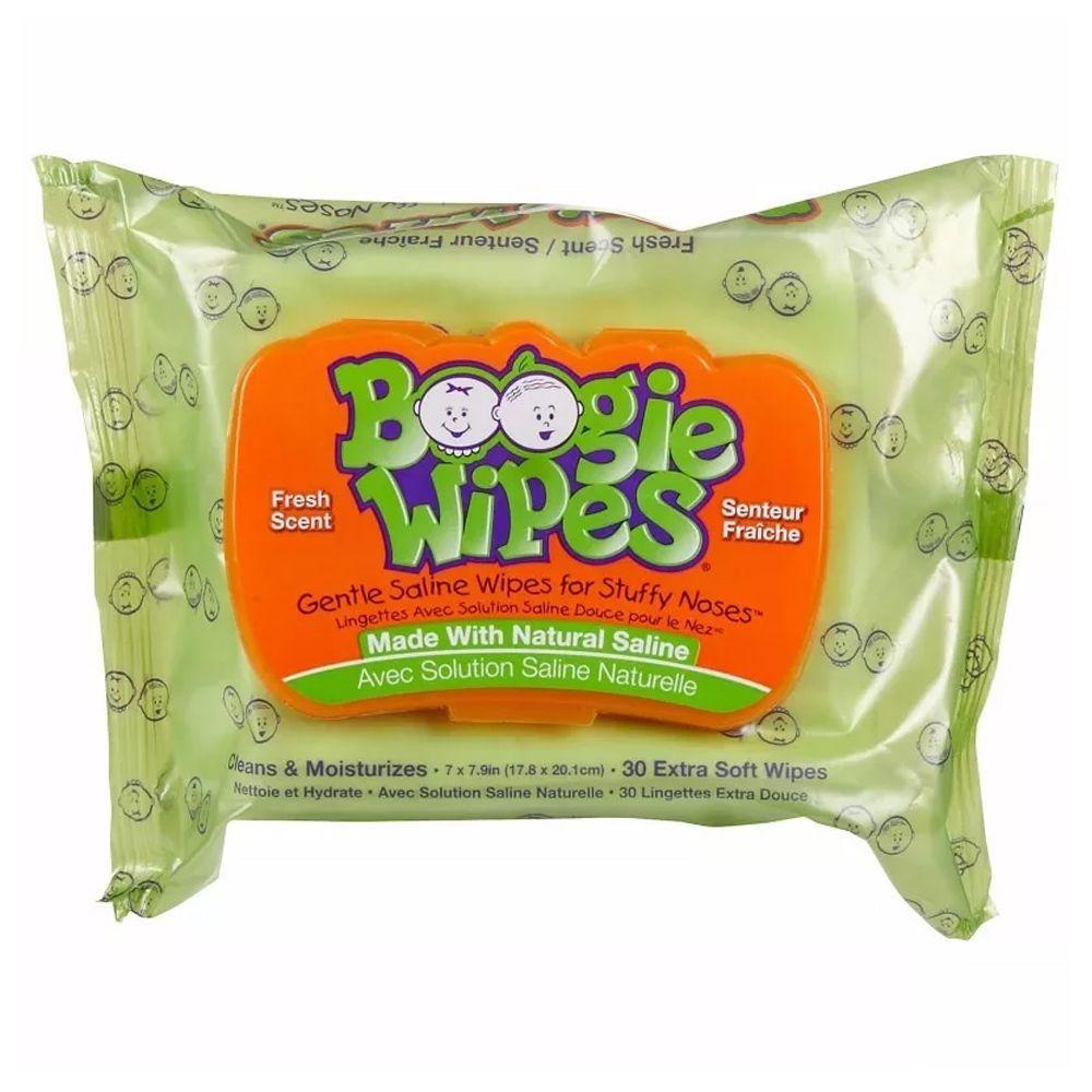 Lenços Umedecidos Fresh Boogie Wipes C/30