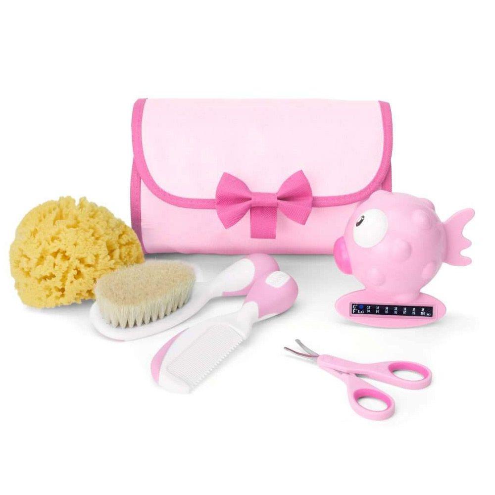 Meu Primeiro Kit de Beleza 5peças Rosa Chicco