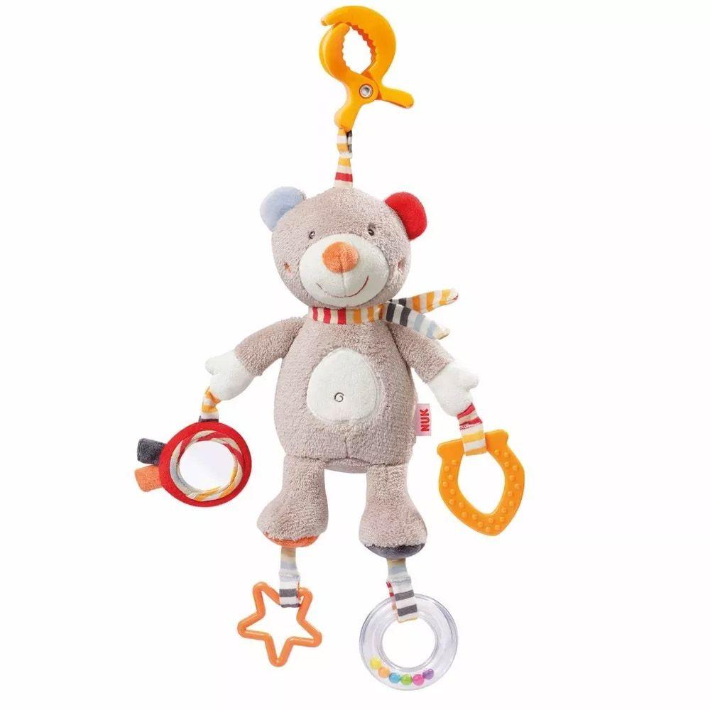Móbile de Atividades Teddy Nuk