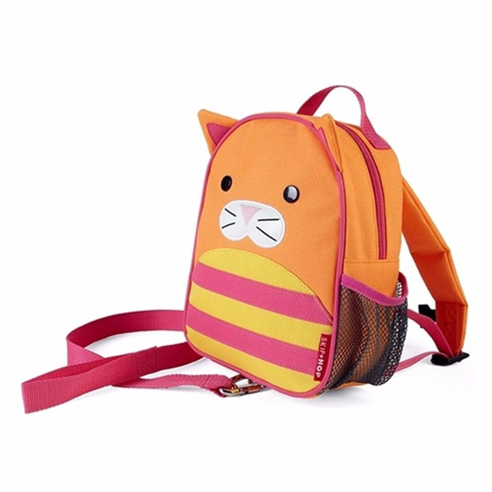 Mochila Com Cinto Gato Skip Hop