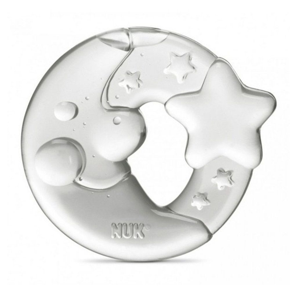 Mordedor Moon Star Cooling Transparente Nuk