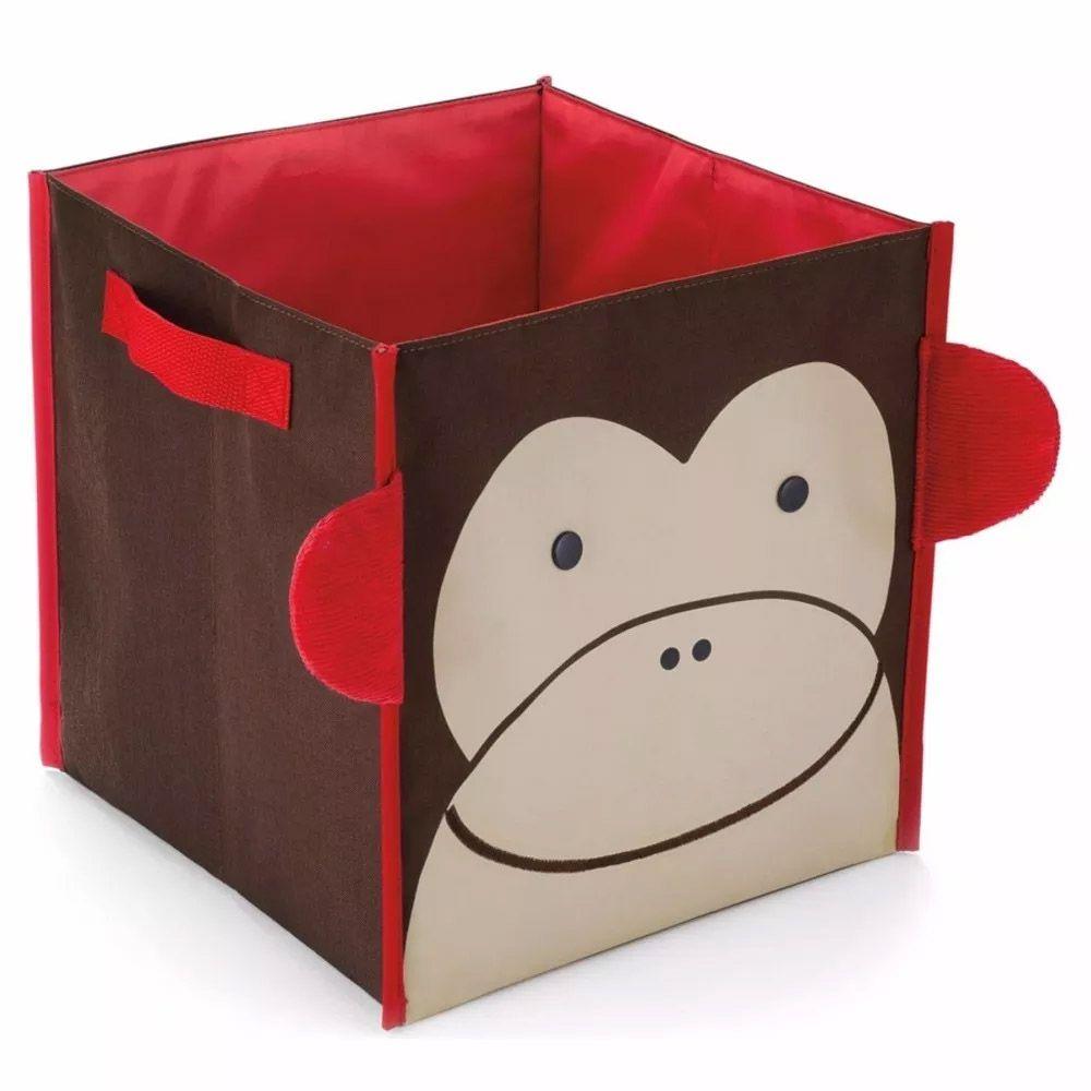 Organizador Quadrado Jumbo Macaco Skip Hop