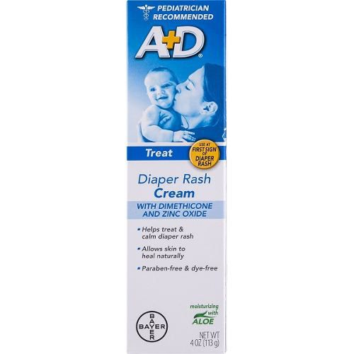 Pomada Para Assaduras Diaper Rash Cream 113g A+D Ointment