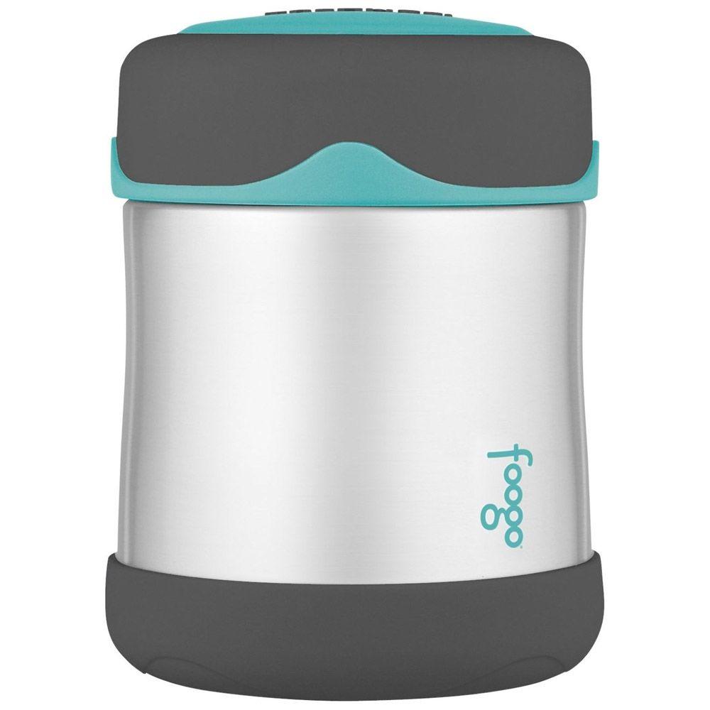 Pote Térmico Foogo 290ml Azul/Cinza Thermos