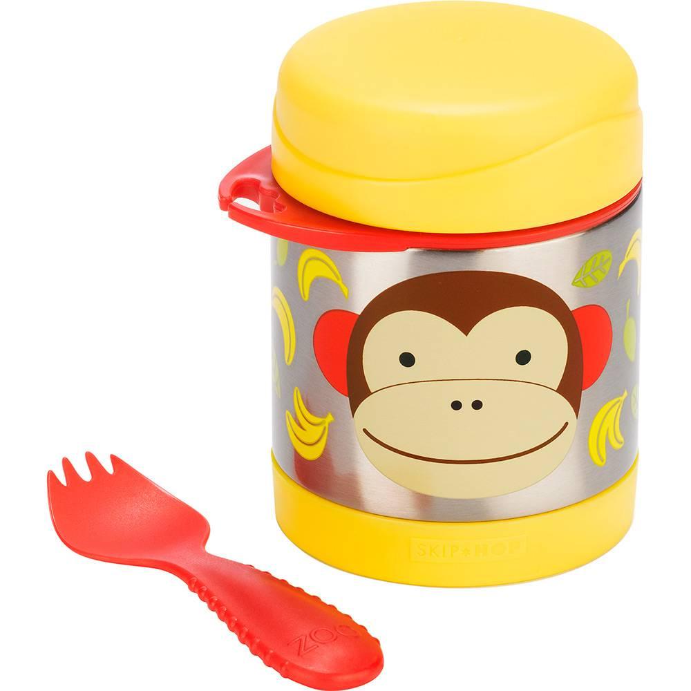 Pote Térmico Macaco Skip Hop