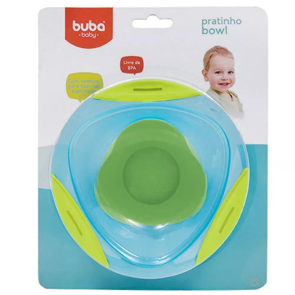 Prato Bowl Azul Buba