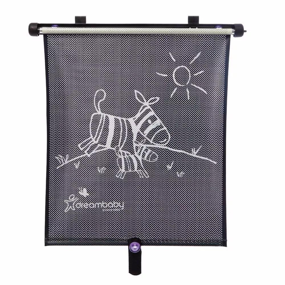 Protetor Solar Retrátil Zebra Dreambaby