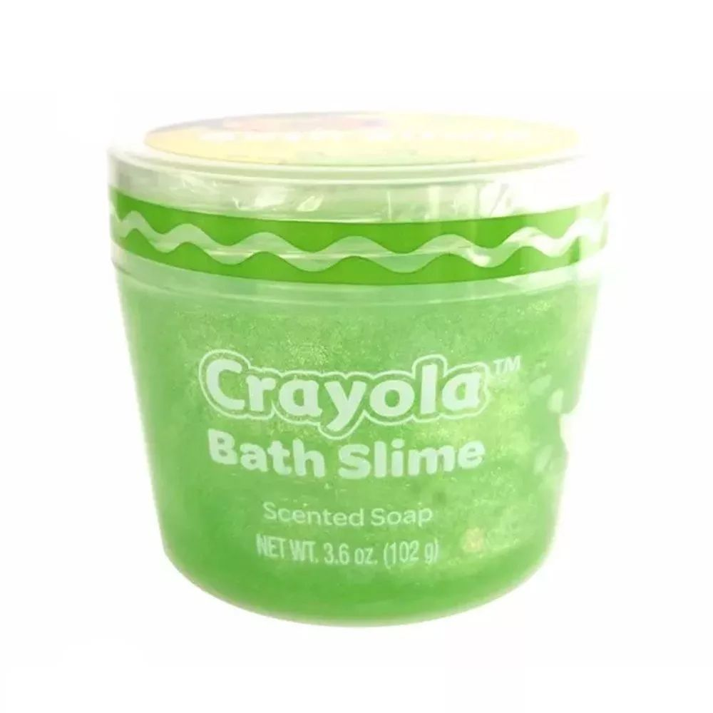 SABONETE SLIME BATH GRANNY APPLE CRAYOLA