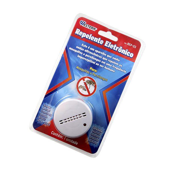 Repelente Mosquitos Pernilongos Bivolt Eletrônico 10 Peças